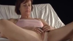 best friends mom masturbating solo