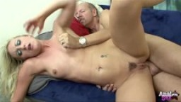 Angel Long gets fucked up the ass