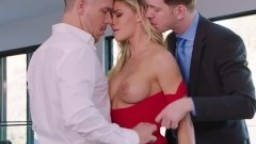 TUSHY Jessa Rhodes Craves Two Cocks In AMAZING DP Sex
