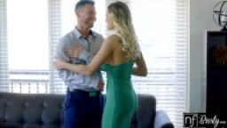 NF Busty- St. Patty's Day Fuck HAs Her Cumming On Cock S8:E10
