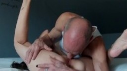 Hot Milf Gets Licked Then Fucked