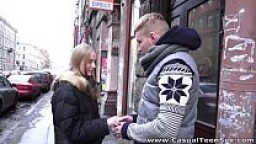 Casual Teen Sex - From toy store to casual sex Inga Zolva