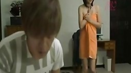 Japanese beauty gets driled