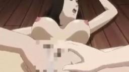Serpentine fucking in Ninja Anime porno