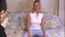 Casting Audition of Cute Teen Pornstar Hannah harper