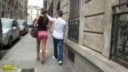 camelia nicoise d'origine bulgare fait du tourisme sexuel à Paris