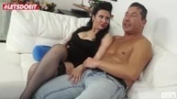 LETSDOEIT - Horny Mature Amateur Fulfills Porn Fantasy