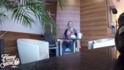 cafe public creampie best