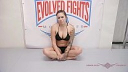 Sexy Latina Tori Avano wrestles winless Billy Boston