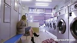 Private.com - Big ass Mia Malkova gets fucked in the laundrette