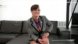 Lisa Ann does her boss