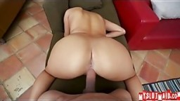 Maid With Huge Tits Gets Fucked p8