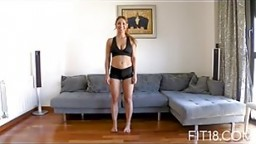 Fit18 - Bellydancing Dutch Girl Ready To Fuck