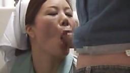 Asian maid fucked in bathroom