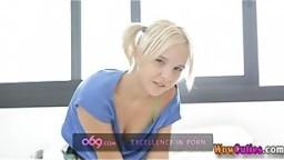 Blonde Angel p1