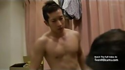 Asian Housewife Gets Fucked