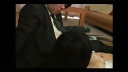 Ruthless Debt Collector Rapes Girl & Forces Incest