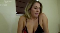 Mom Molests and Fucks s. s., POV - MILF, Family Sex, Fauxcest, Blondes - Nikki Brooks