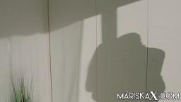 MARISKAX Busty Latina MILF Mariska fucked by her lover