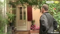AMATEUR EURO - #Mya Lorenn #Richard Langin - Anal Outdoor Surprise For A Sexy French MILF
