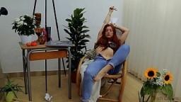 JOI - Art student gives you jerk off instructions pt. 2 19 min